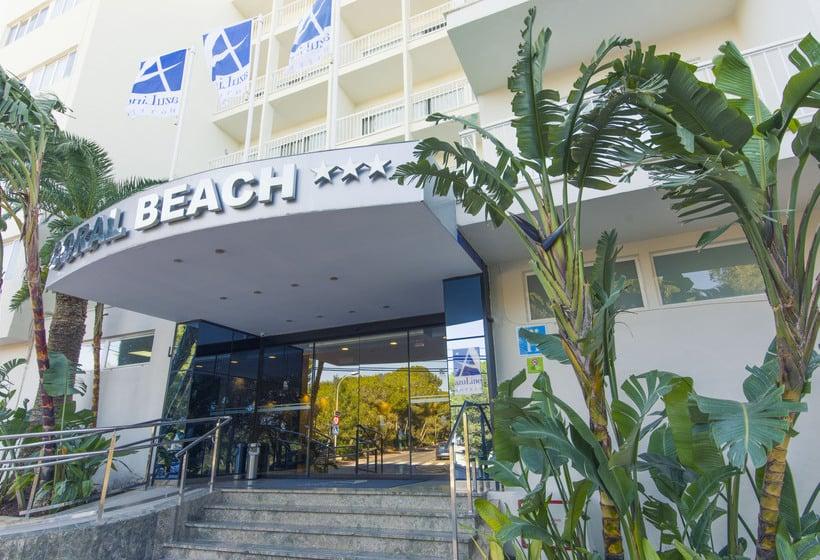 Buitenkant AzuLine Hotel Coral Beach Es Canar