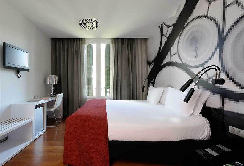 Zimmer Hotel Eurostars BCN Design Barcelona