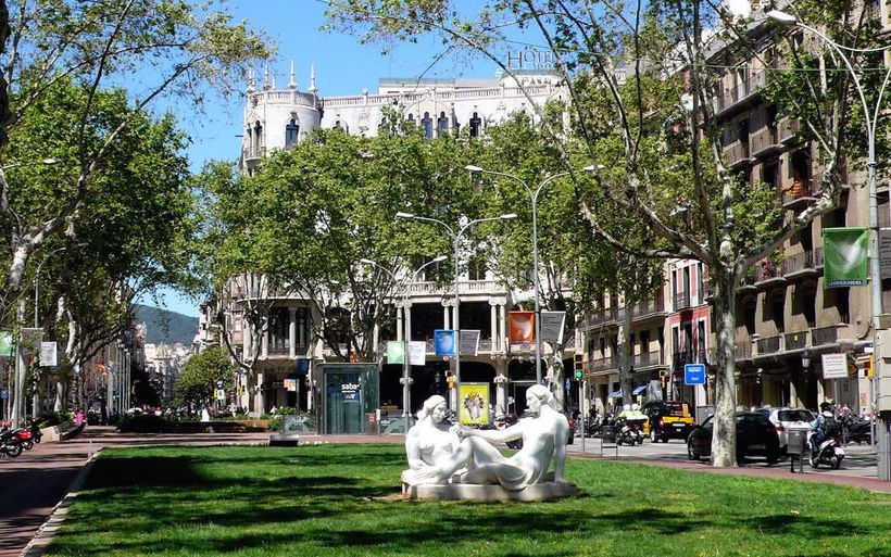 Hôtel H Cristina Barcelone