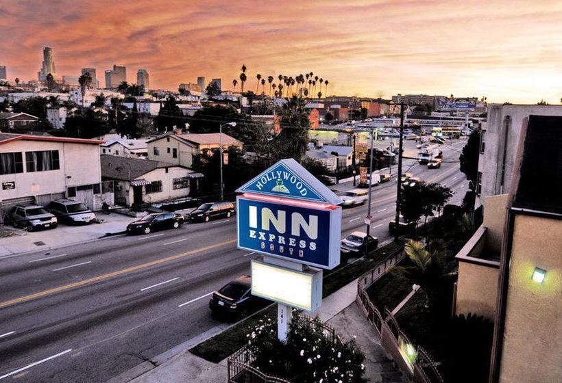 Hotel Hollywood Inn Express South Los Angeles