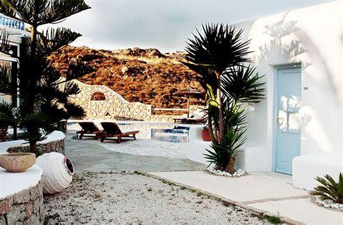 ホテル Paradise View ミコノス島