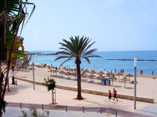 Hotel UR Azul Playa Palma de Mallorca