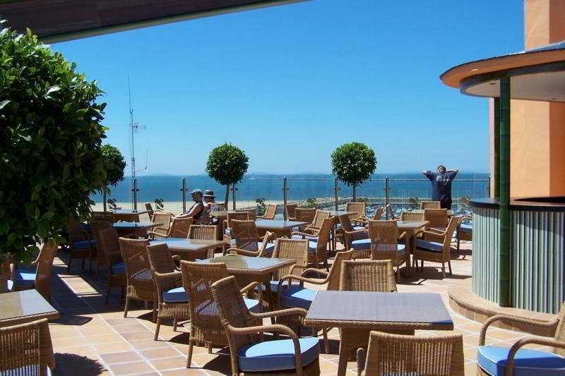 Terras Hotel Apartamento Martin Alonso Pinzón Mazagon