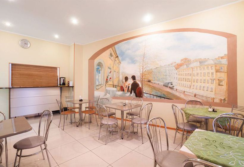 Hotel Comfitel Demidov Bridge San Petersburgo