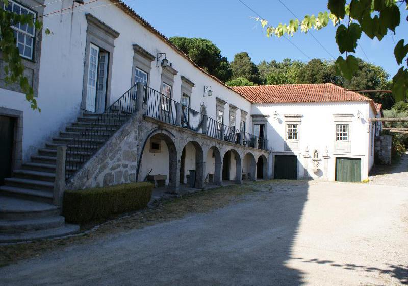 هتل Quinta Do Paço D'Anha Viana do Castelo