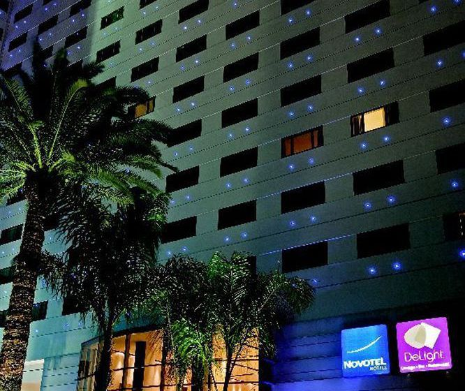Novotel Casablanca City Center کازابلانکا