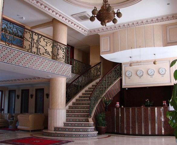 Hotel Corail Marraquexe