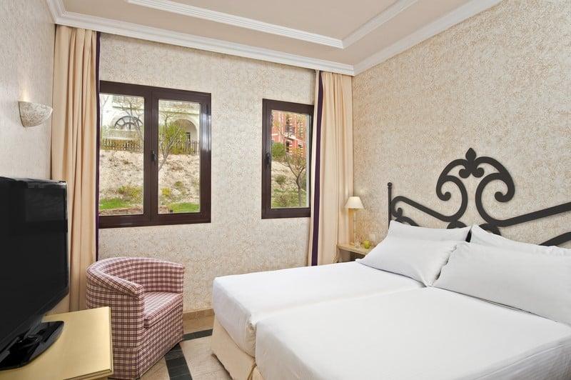 غرفة فندق Meliá Villaitana بينيدورم