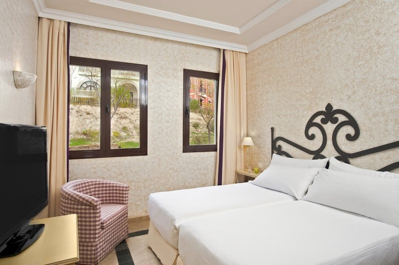 Quarto Hotel Meliá Villaitana Benidorm