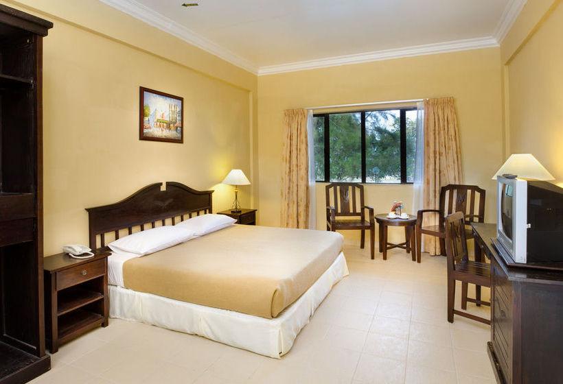 فندق Merang Suria Resort ميرانغ