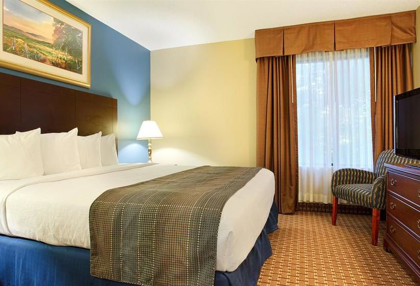 호텔 Best Western Plus Cary Inn & Extended Stay