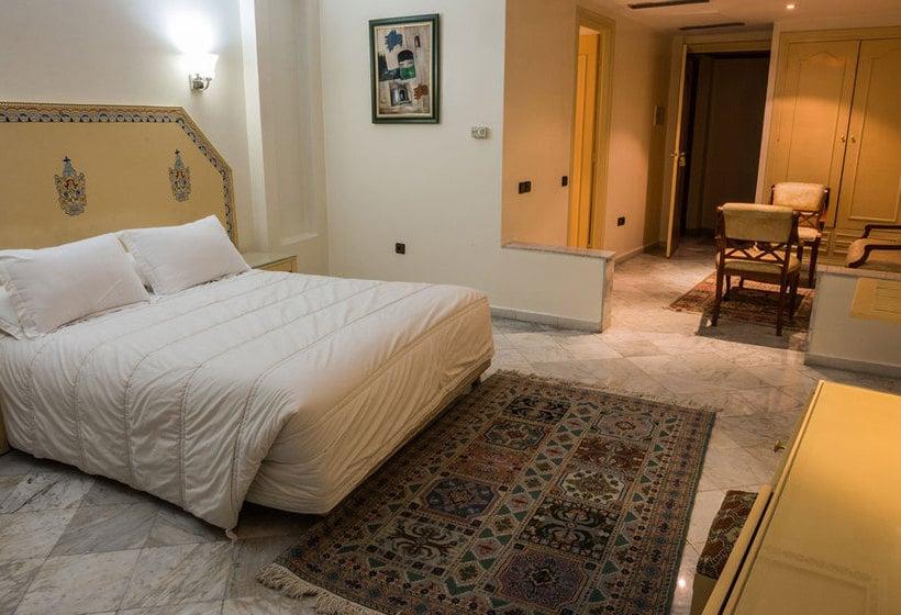 Habitación Hotel Menzeh Fez