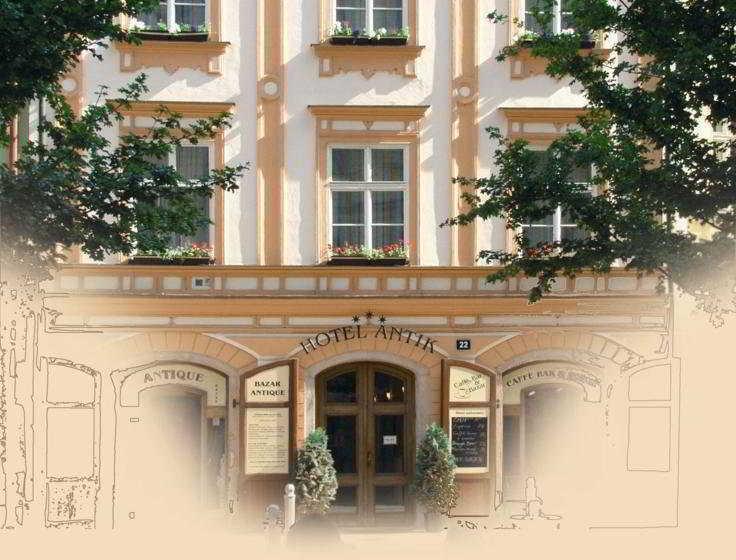 Antik Hotel Praga