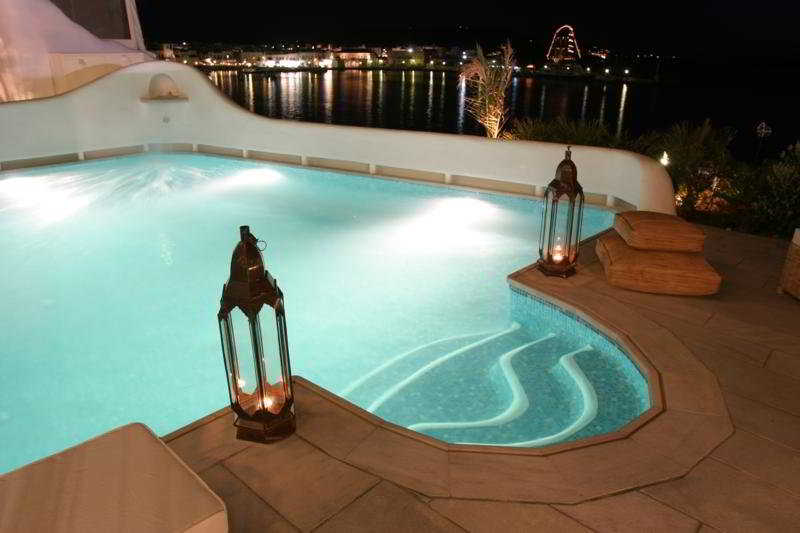 Schwimmbad Harmony Boutique Hotel Mykonos