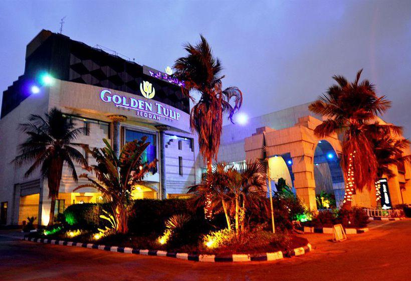 Hotel Golden Tulip Jeddah Jidá