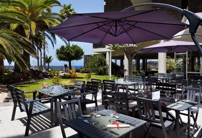Restaurant Sol La Palma Apartamentos Puerto Naos