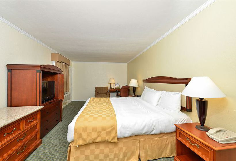 Hôtel Americas Best Value Inn & Suites Golden Gate San Francisco