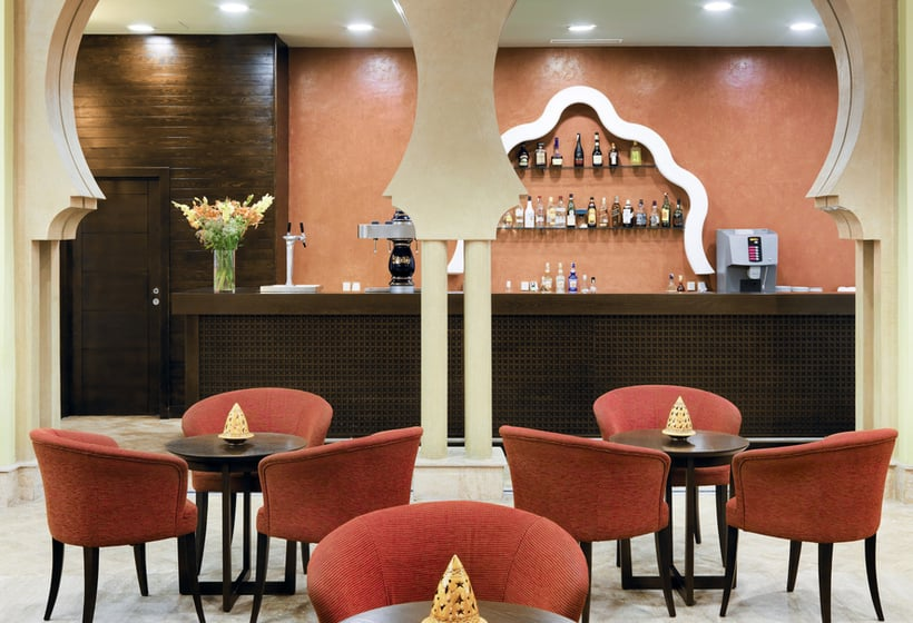 Cafétéria Hôtel Iberostar Saïdia Saidia