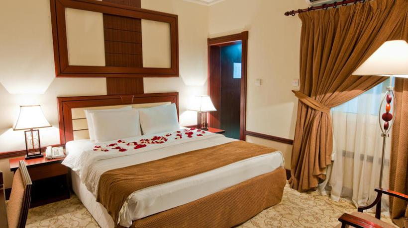 Camera Hotel La Villa Palace  Doha