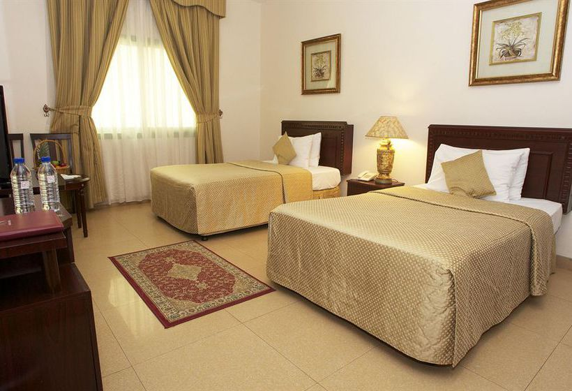 Quarto Hotel Safeer Plaza Mascate