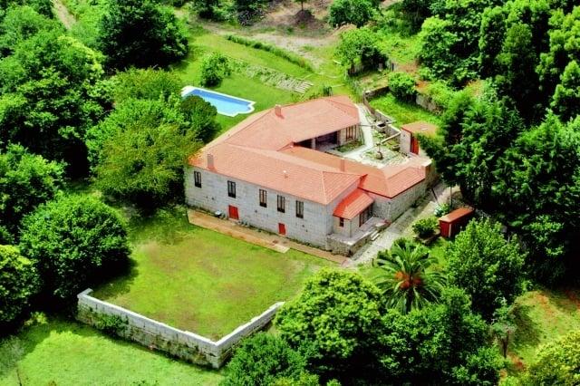 Casa Rural Pazo Larache Vilaboa
