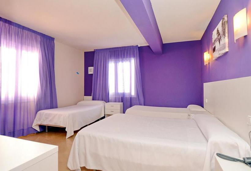 Zimmer Hotel Moremar Lloret de Mar