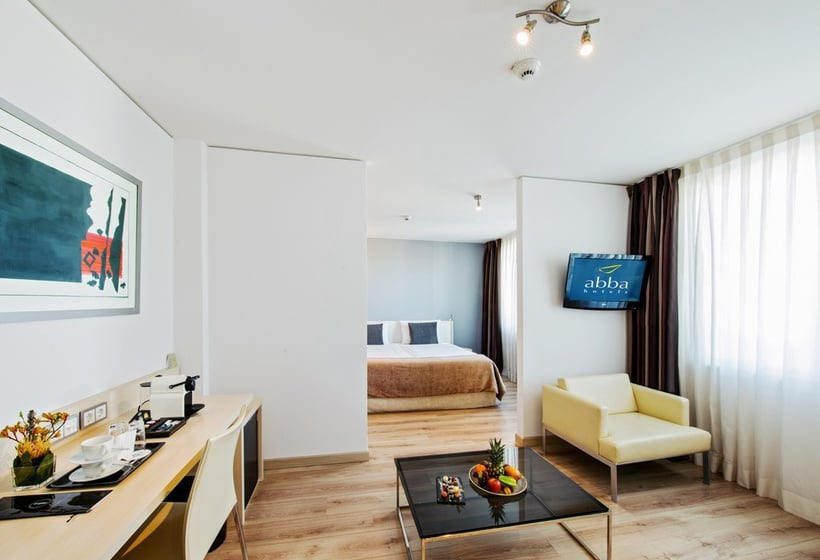 Room Hotel Abba Berlin