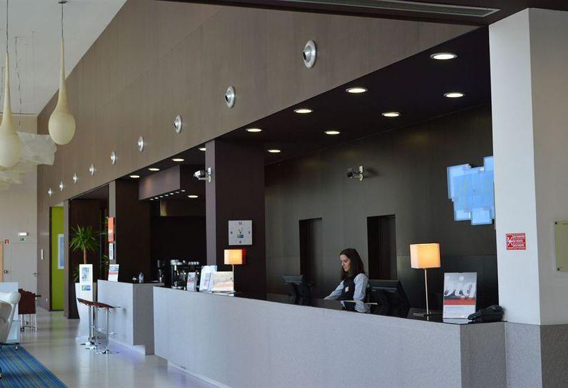 فندق Holiday Inn Express Porto Exponor Leca da Palmeira