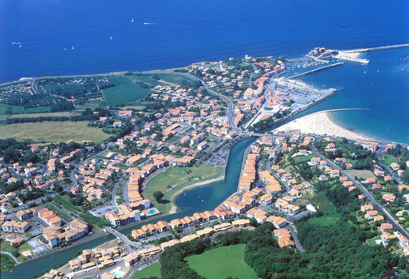 Residência Apartamentos Résidence Mer & Golf Soko Eder Ciboure
