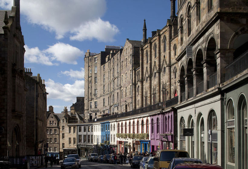 G&V Royal Mile Hotel Edinburgh إدنبرة