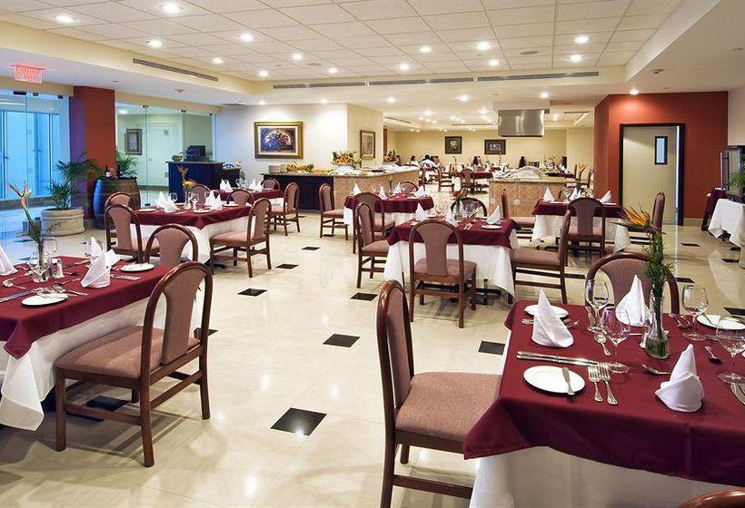 Restaurant Hotel Barceló Managua