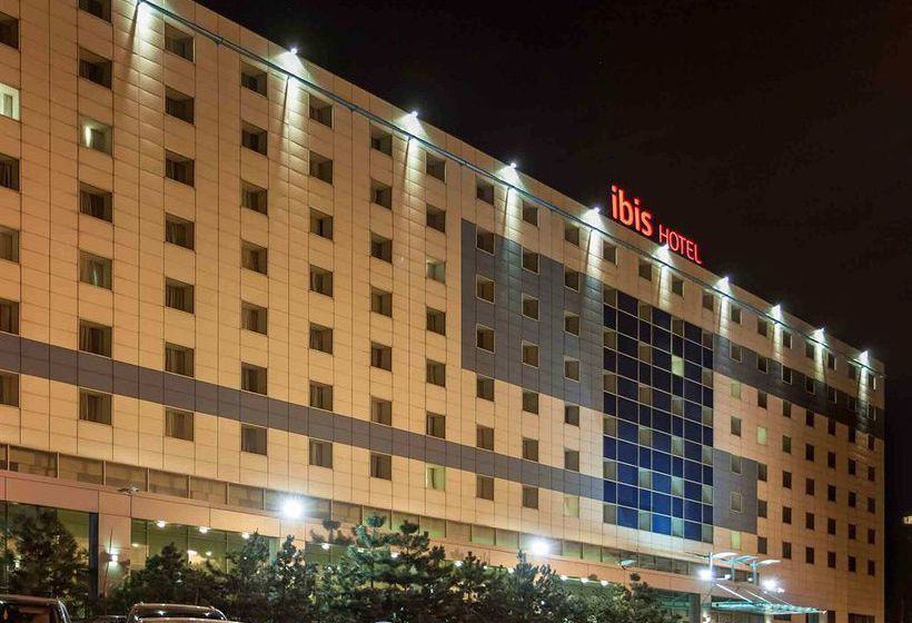 فندق Ibis Bucuresti Gara de Nord بوخارست