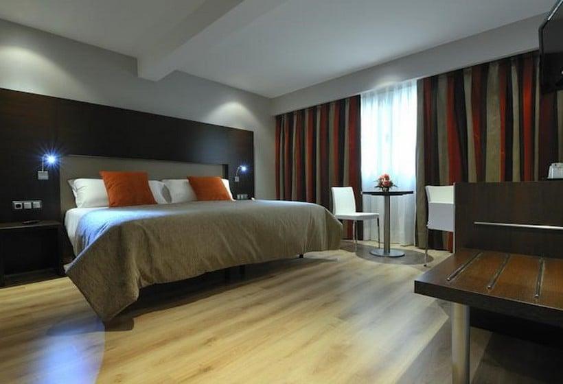 Camera Hotel Abba Granada
