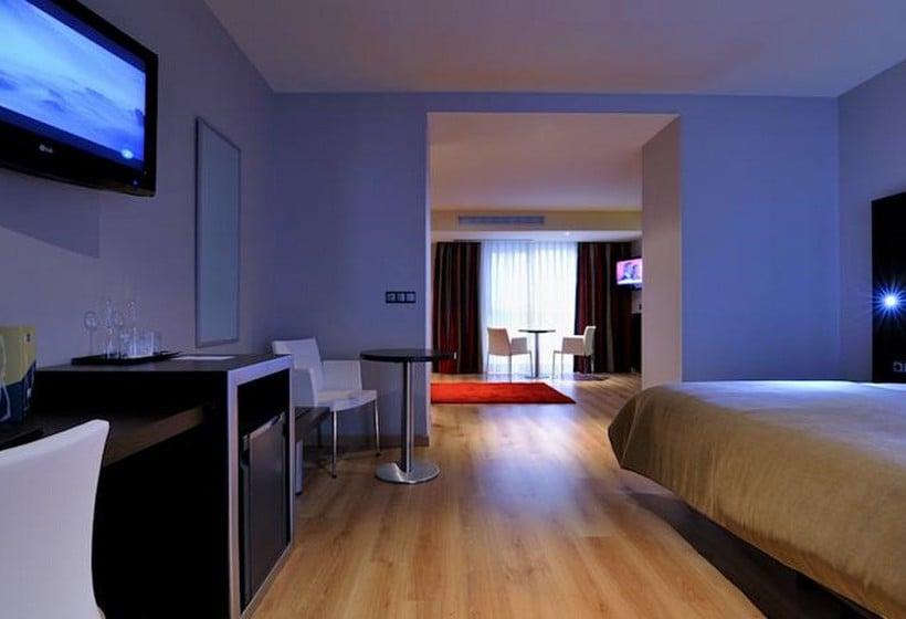 Zimmer Hotel Abba Granada