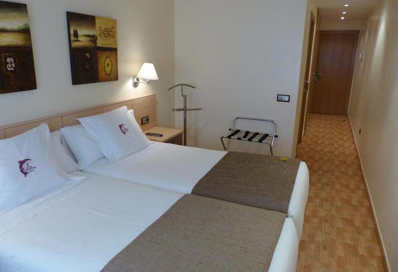 Room Hotel Les Truites Pas de la Casa