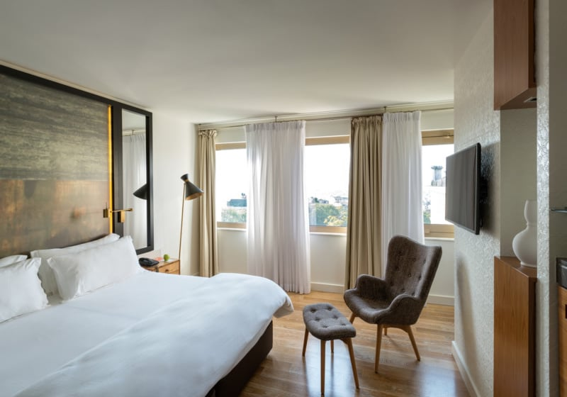 Quarto Room Mate Kerem Boutique Hotel & Spa Istambul