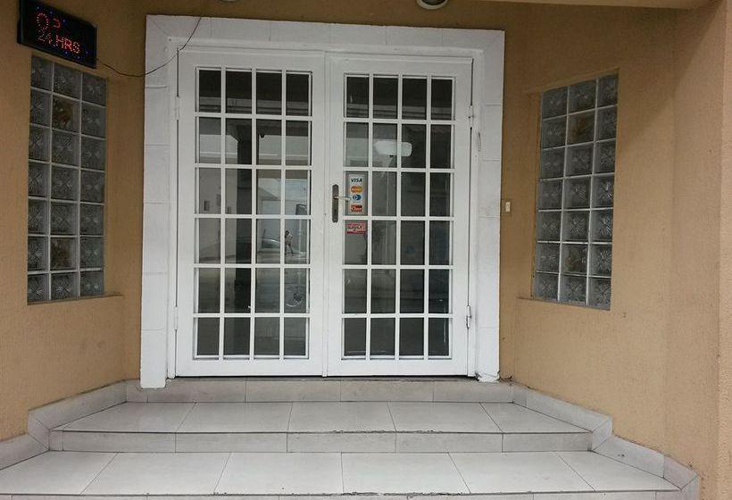 Hotel Santana Ciudad de Panama