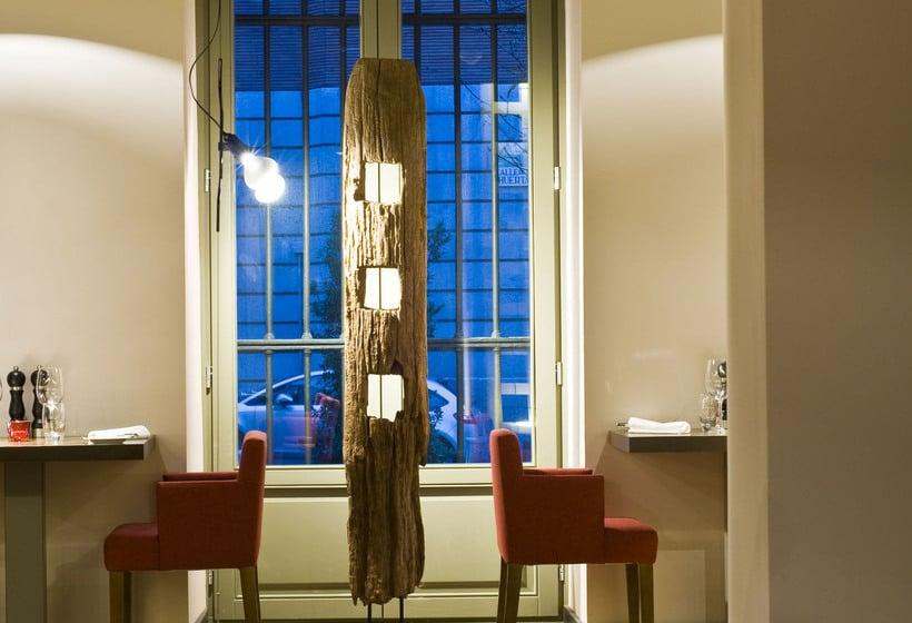 Restaurant Radisson Blu Hotel Madrid Prado