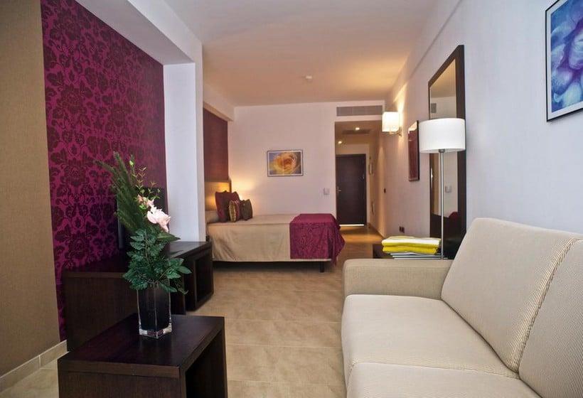 部屋 Roca Negra Hotel & Spa Agaete