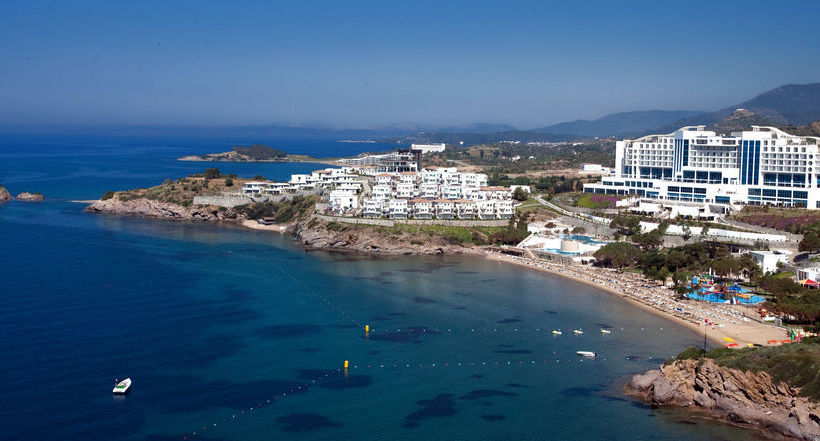Hôtel Onyria Claros Beach & Spa Resort Ozdere