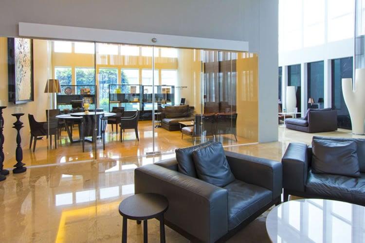 Zonas comuns S31 Sukhumvit Hotel Banguecoque