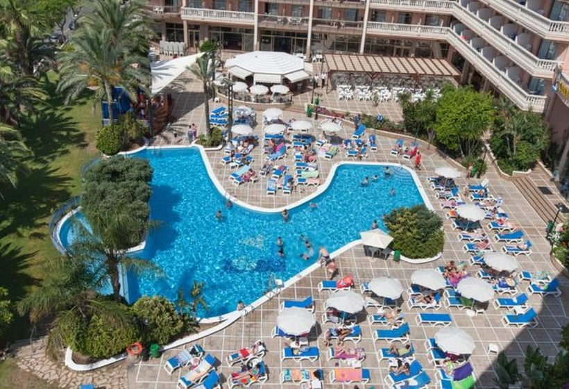 Swimming pool Hotel Dorada Palace Salou