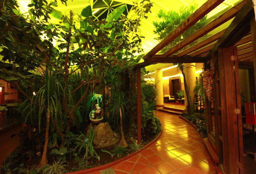 H tel jardines del centro san crist bal de las casas for Jardines galileo