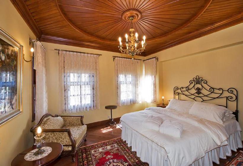 Hotel Kaucuk Antália