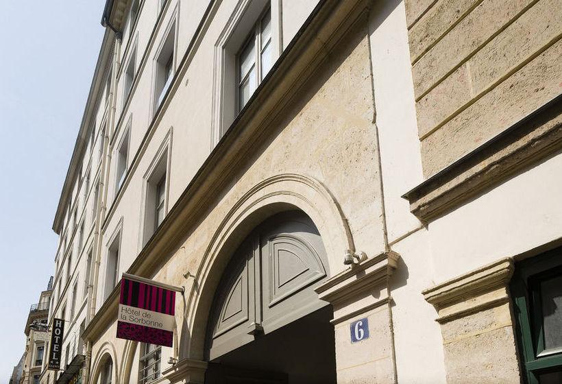 Hotel design de la sorbonne a parigi a partire da 4 for Hotel de la sorbonne