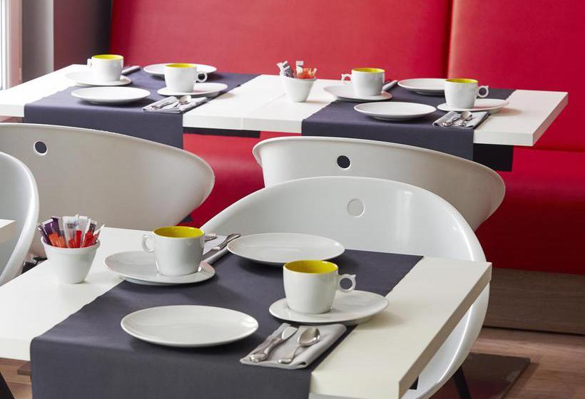 Restaurante Hotel Mercure Brest Centre Les Voyageurs