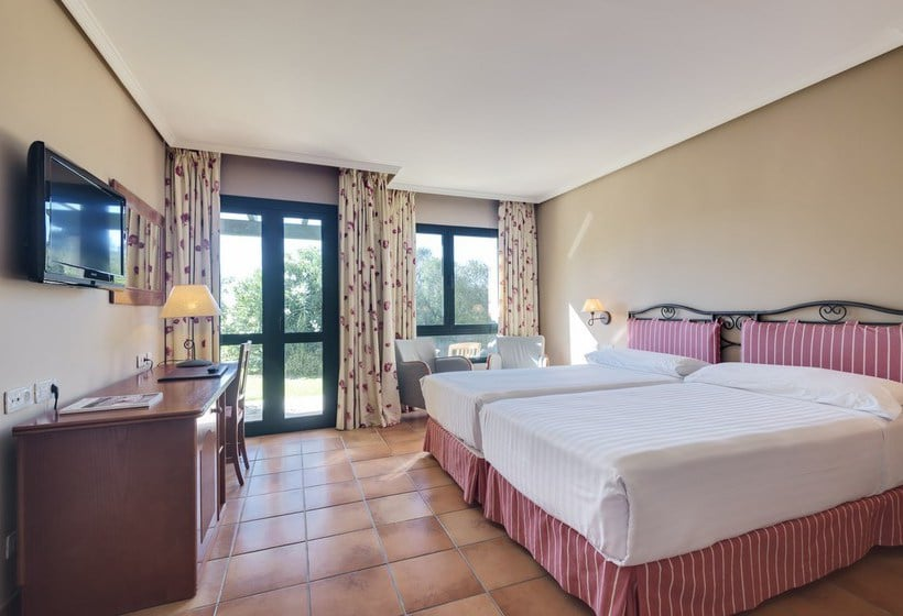 Quarto Hotel Barceló Jerez Montecastillo & Convention Center Jerez de la Frontera