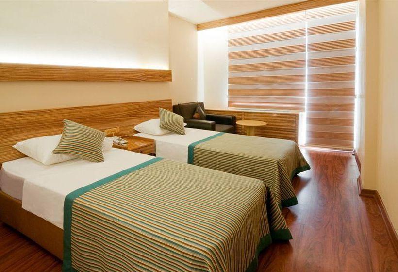 Habitación Hotel Buyuk Keban Estambul