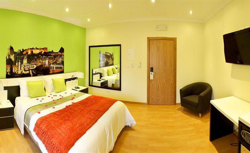 Hotel Residencial Vila Nova Lisboa
