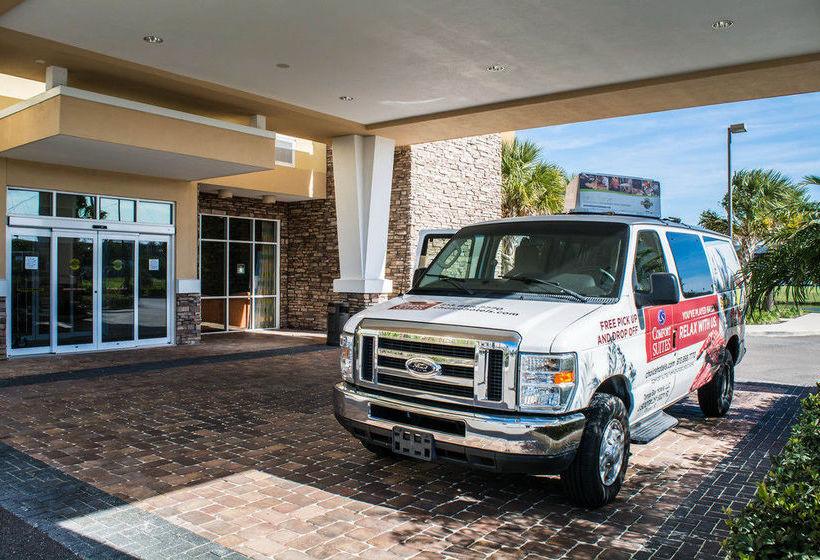 Hotel Comfort Suites At Fairgrounds-Casino Tampa